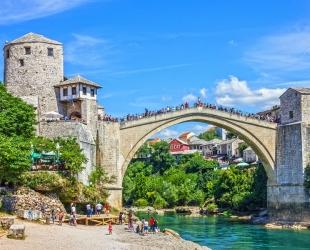Gruppen- Grosse Balkan Rundreise 12T
